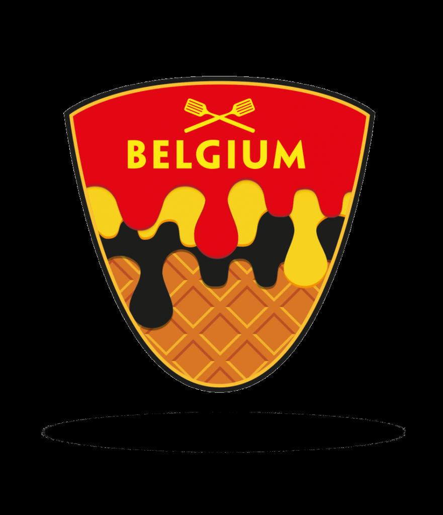 Belgium Fake Crest