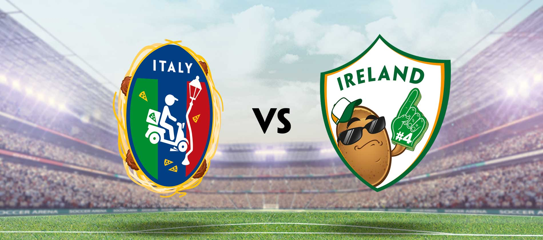 Italy ireland betting preview tipico betting shops in ireland
