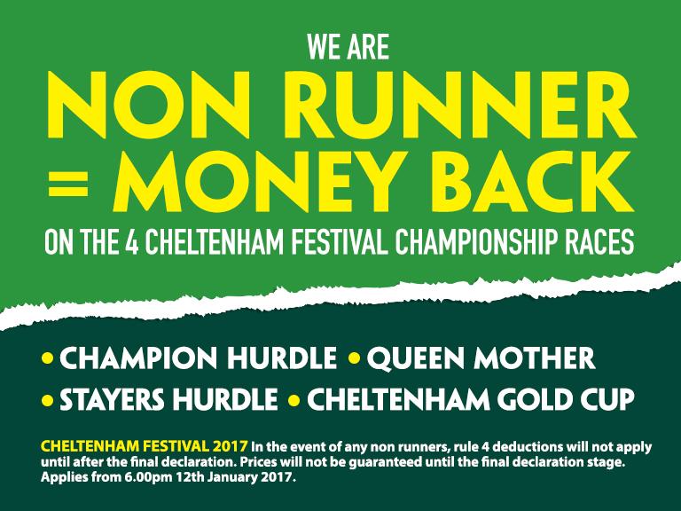 Cheltenham 2017 NRNB