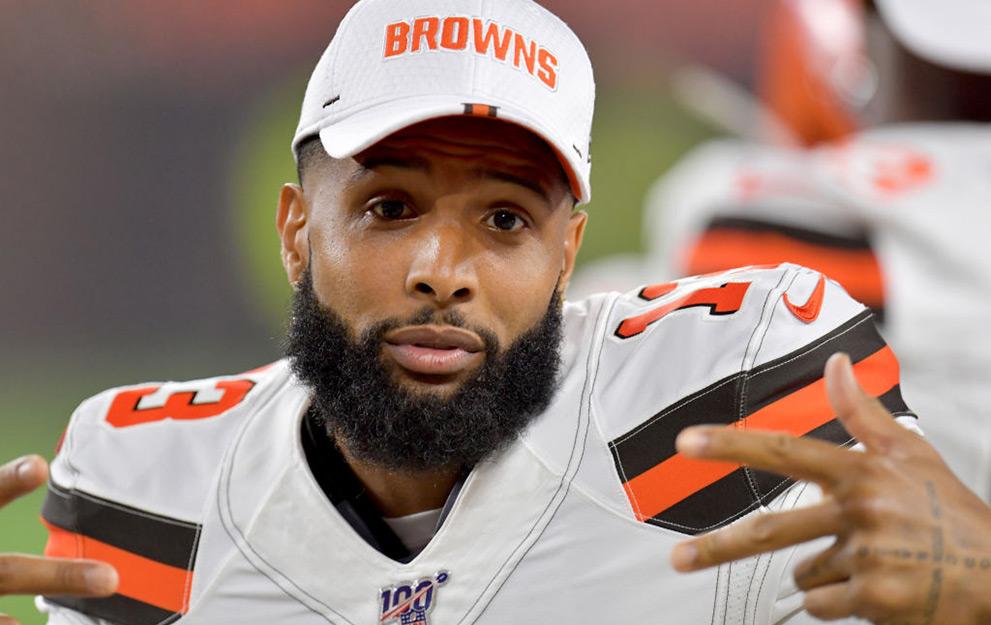 Cleveland Browns Odell Beckham Jr