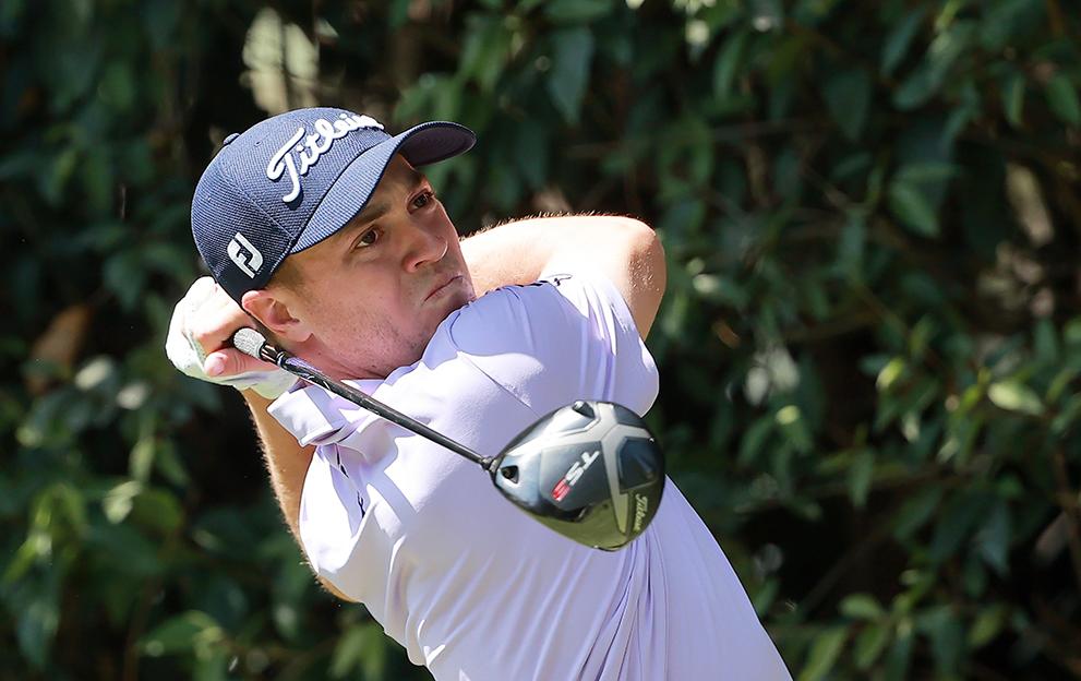 Justin Thomas Golf player