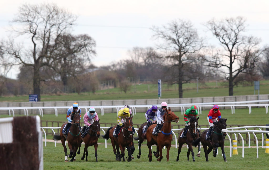 Wetherby Races Novices' Hurdle
