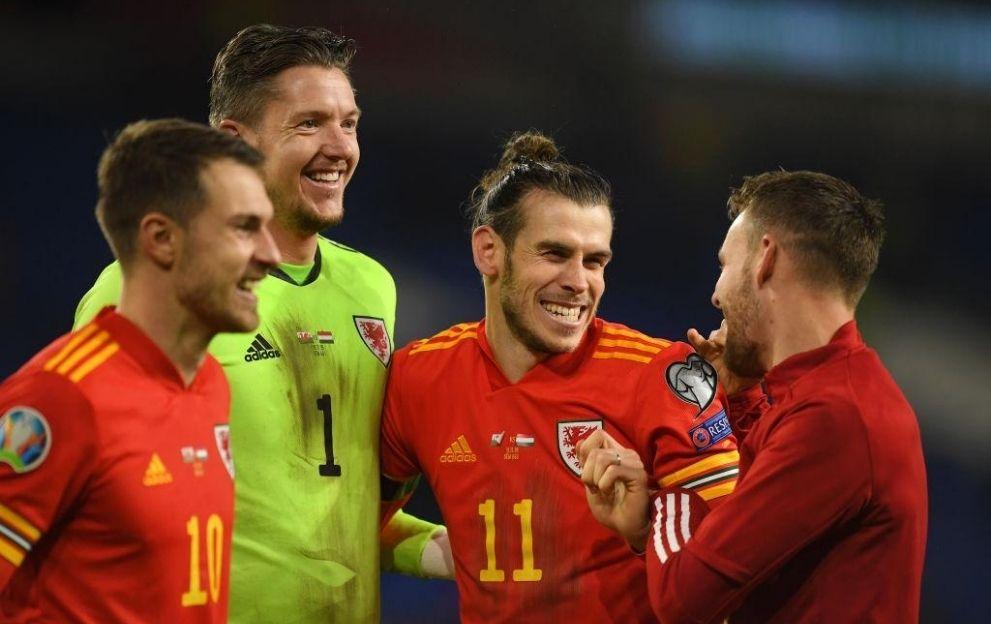 Wales Gareth Bale Nations League