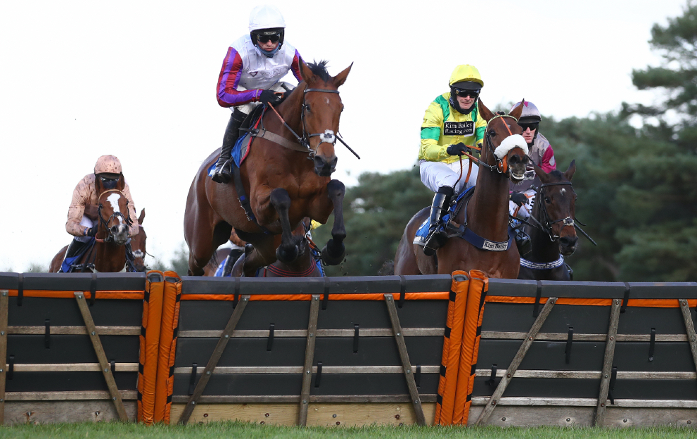 Weight allowances are granted to conditional jockey