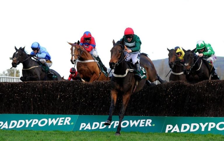 Keel Haul James Davies Paddy Power Handicap Chase Cheltenham November 13, 2015