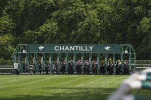 Prix du Jockey Club Chantilly French Triple Crown