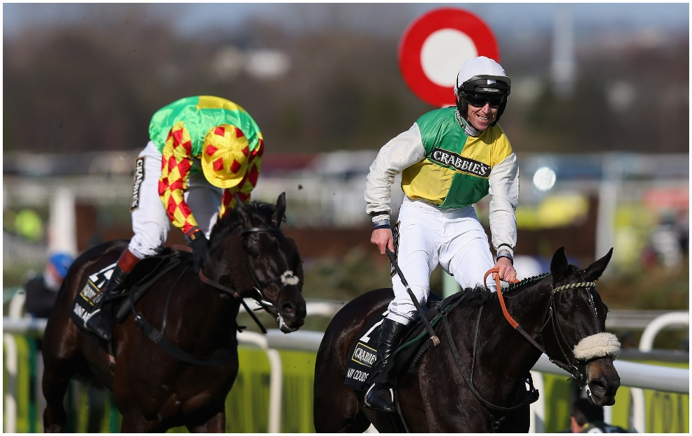 Many Clouds wins the Grand National 2015