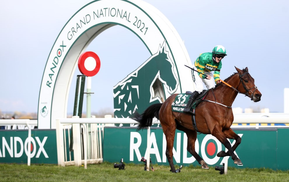 Rachel Blackmore Minella Times Grand National 2021