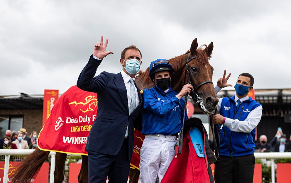 Hurricane-Lane-wins-Irish-Derby at the Curragh